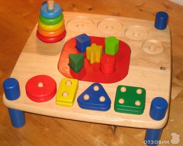 Развивающий столик для детей своими руками фото 46