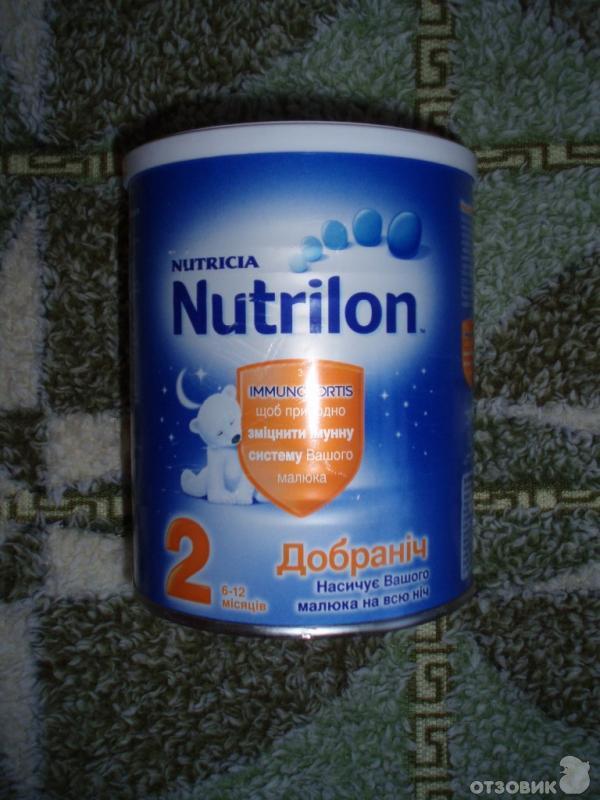 Нутрилон или нан отзывы