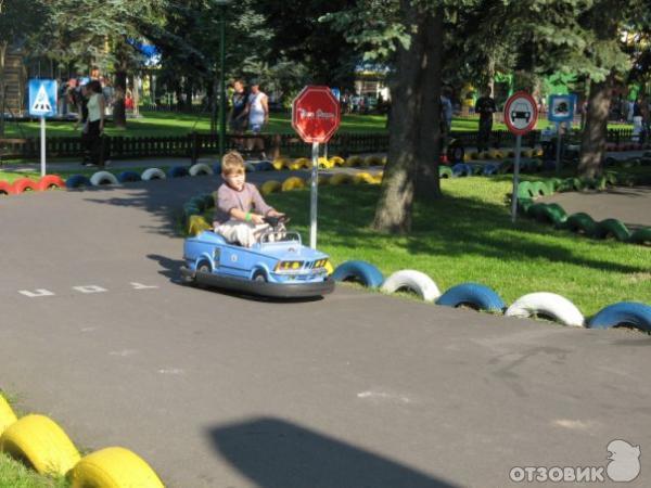 Парк для детей в спб