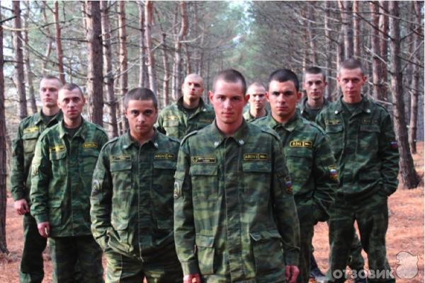сериалы про армию российские