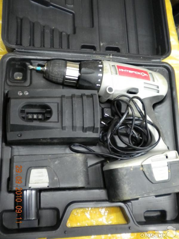 Купить, продать Аккумуляторный шуруповерт Интерскол 18V, чемодан на romo.ua - бесплатная торговая площадка.