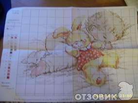 Схема для вышивки крестом сынишка