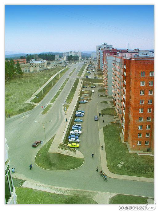 Город-ЗАТО Трёхгорный (Россия, Челябинская область) фото.