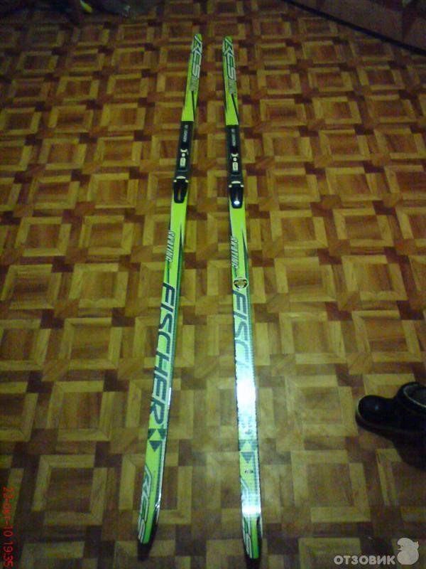 Отзыв о Беговые лыжи Fisher Skating Plus   Хороший выбор для ... 2688dd3caa4