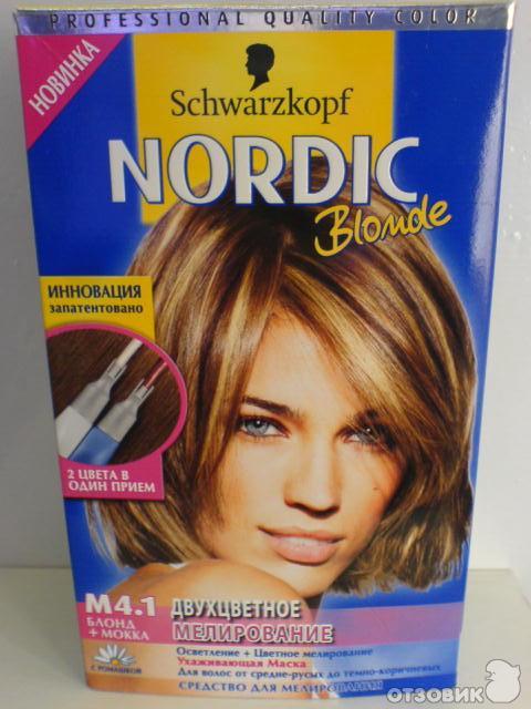Краска мелирование для волос