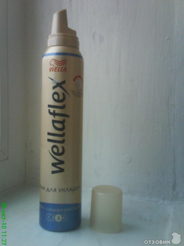Велла пенка для волос