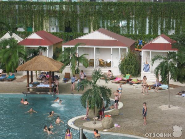 Аквапарк Tropical Islands Resort (Германия, Берлин) фото