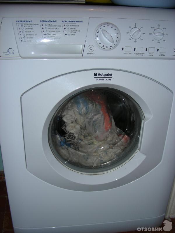 Почему стиральная машина candy не отжимает белье