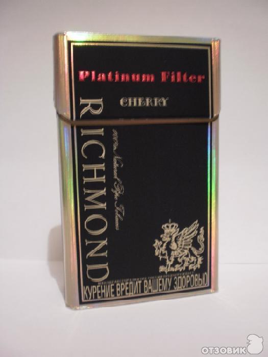 сигареты ричмонд купить в тюмени