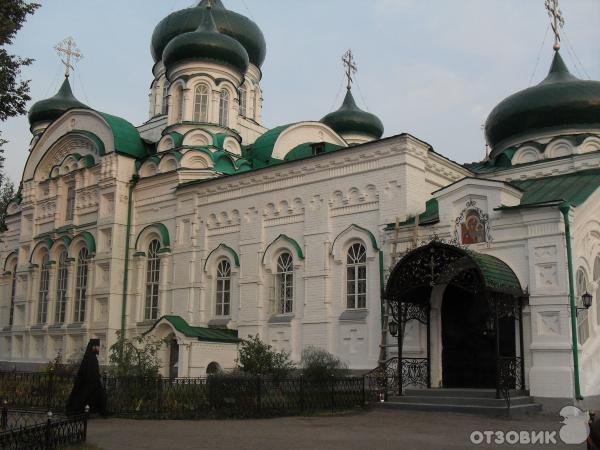 Раифский Богородицкий монастырь (Россия, Татарстан) фото